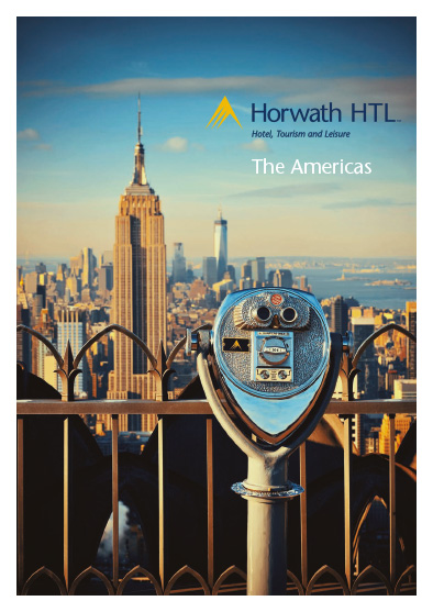 Horwath HTL The Americas brochure