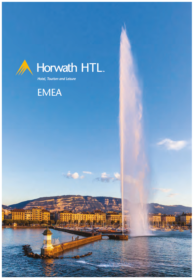 Horwath HTL: EMEA Broschüre