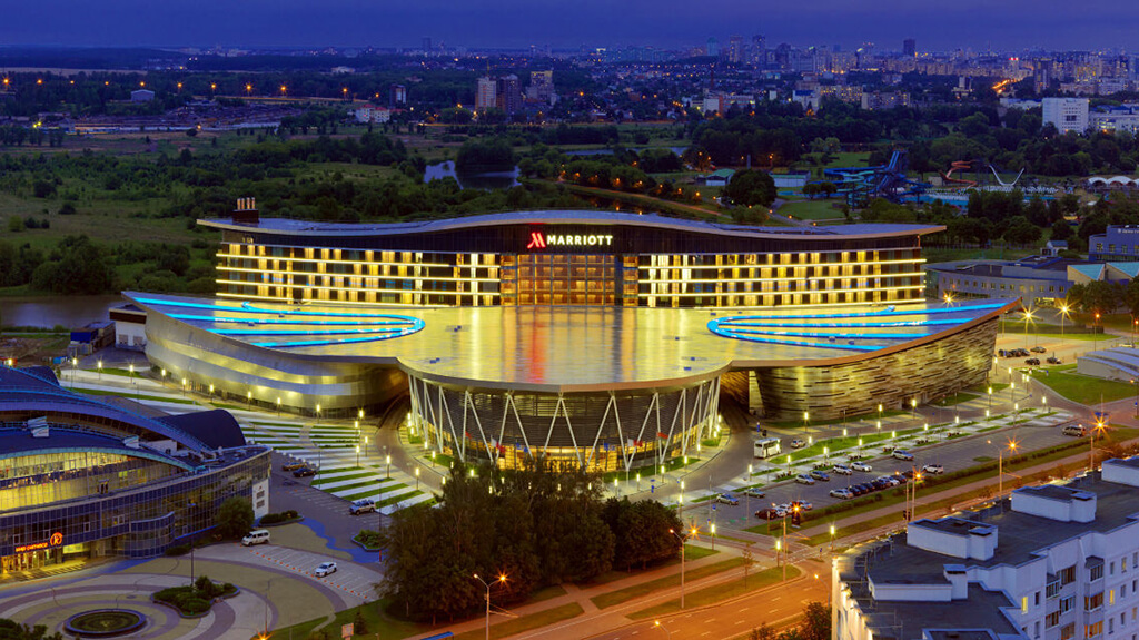 Marriott Minsk Hotel