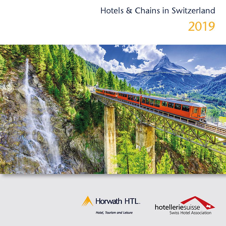 Hotels & Hotelketten in der Schweiz 2019