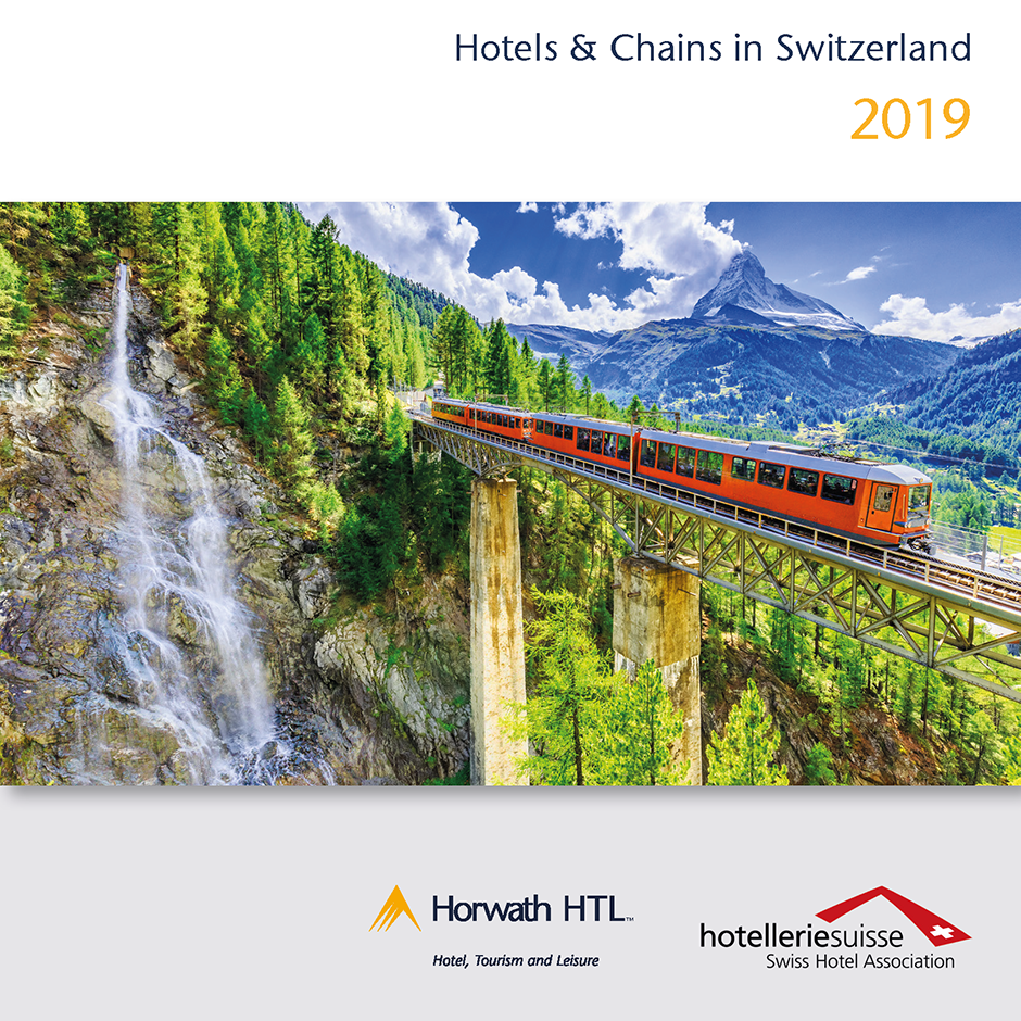 Hotels & Chains in Switzerland 2019
