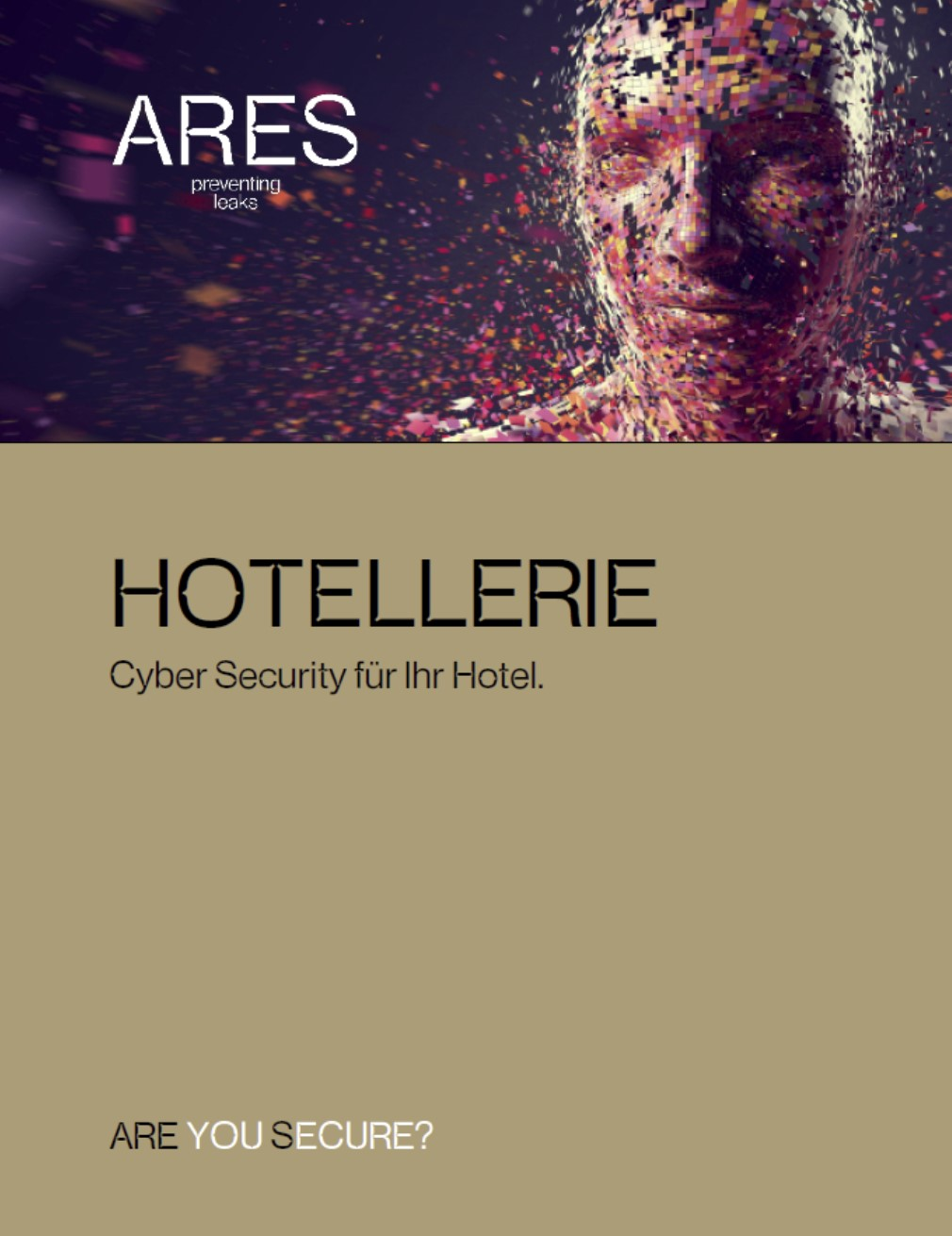 Datensicherheit fuer die Hotellerie