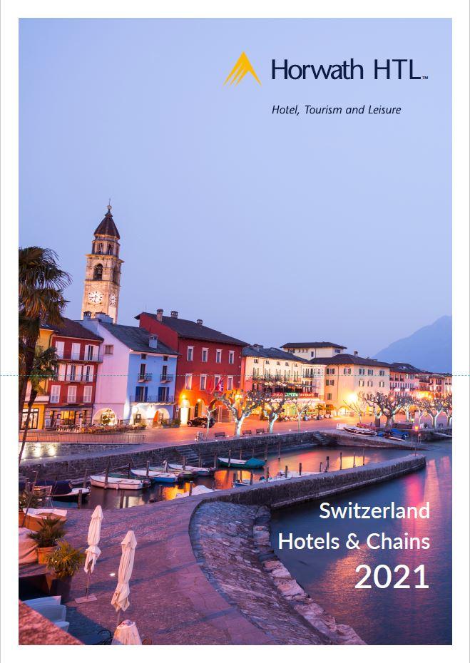 Hotels Hotelketten Schweiz 2021 cover
