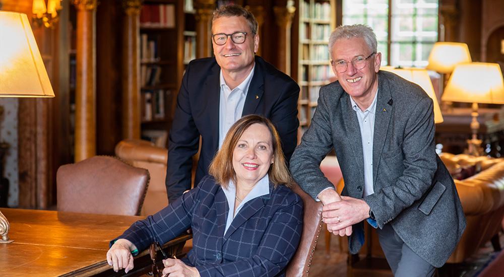 Prof.Dr. Christian Buer | Brigitte T. Gruber MBA | Heinz Wehrle MRICS
